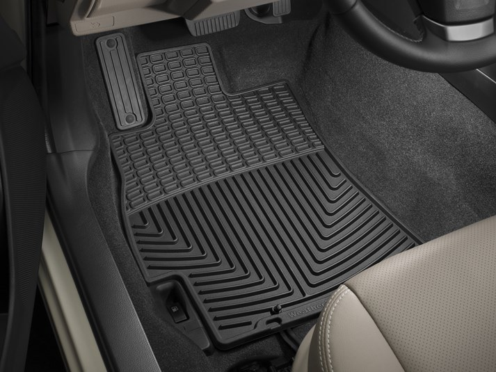 2016 subaru forester | all-weather car mats - all season flexible