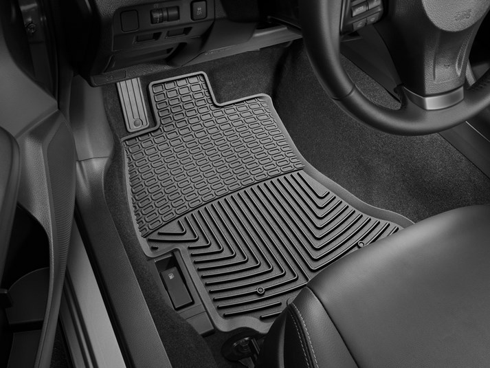 subaru crosstrek allweather car mats all season flexible rubber floor mats