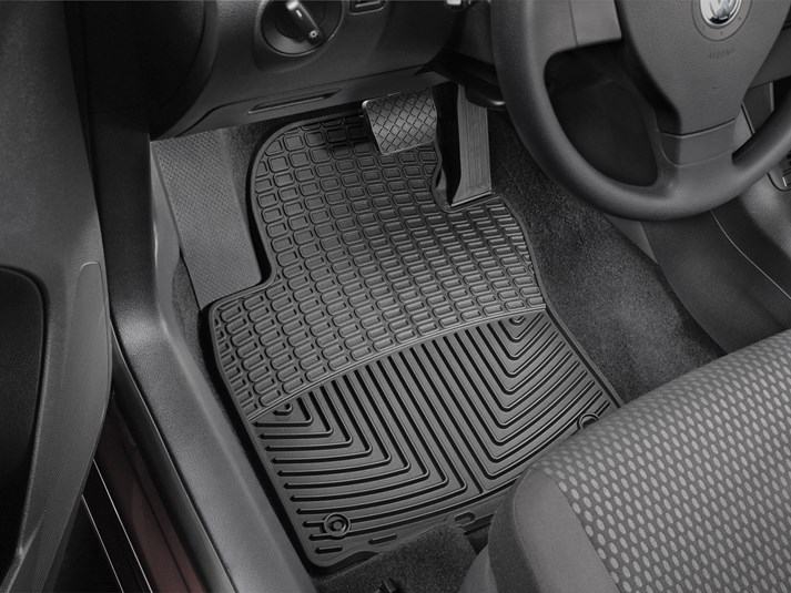 volkswagen jetta gli allweather car mats all season flexible rubber floor mats