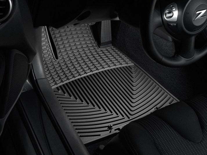 nissan 370z allweather car mats all season flexible rubber floor mats