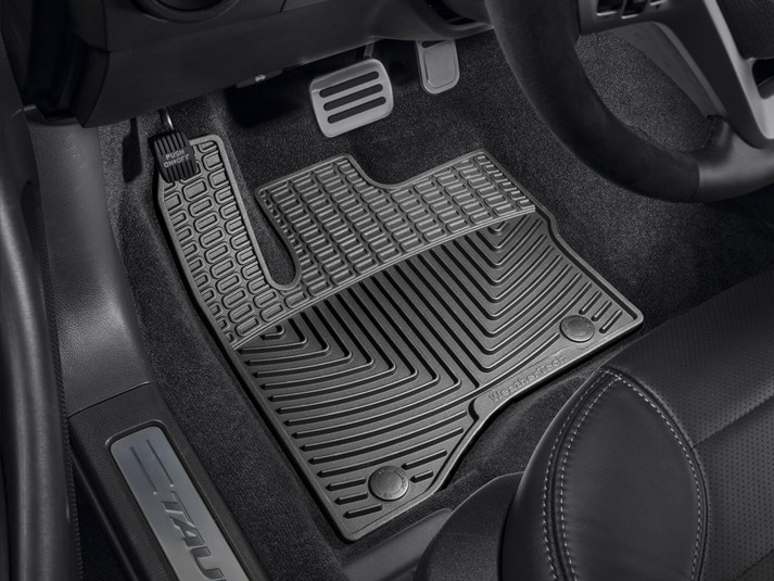 2011 lincoln mks | all-weather car mats - all season flexible