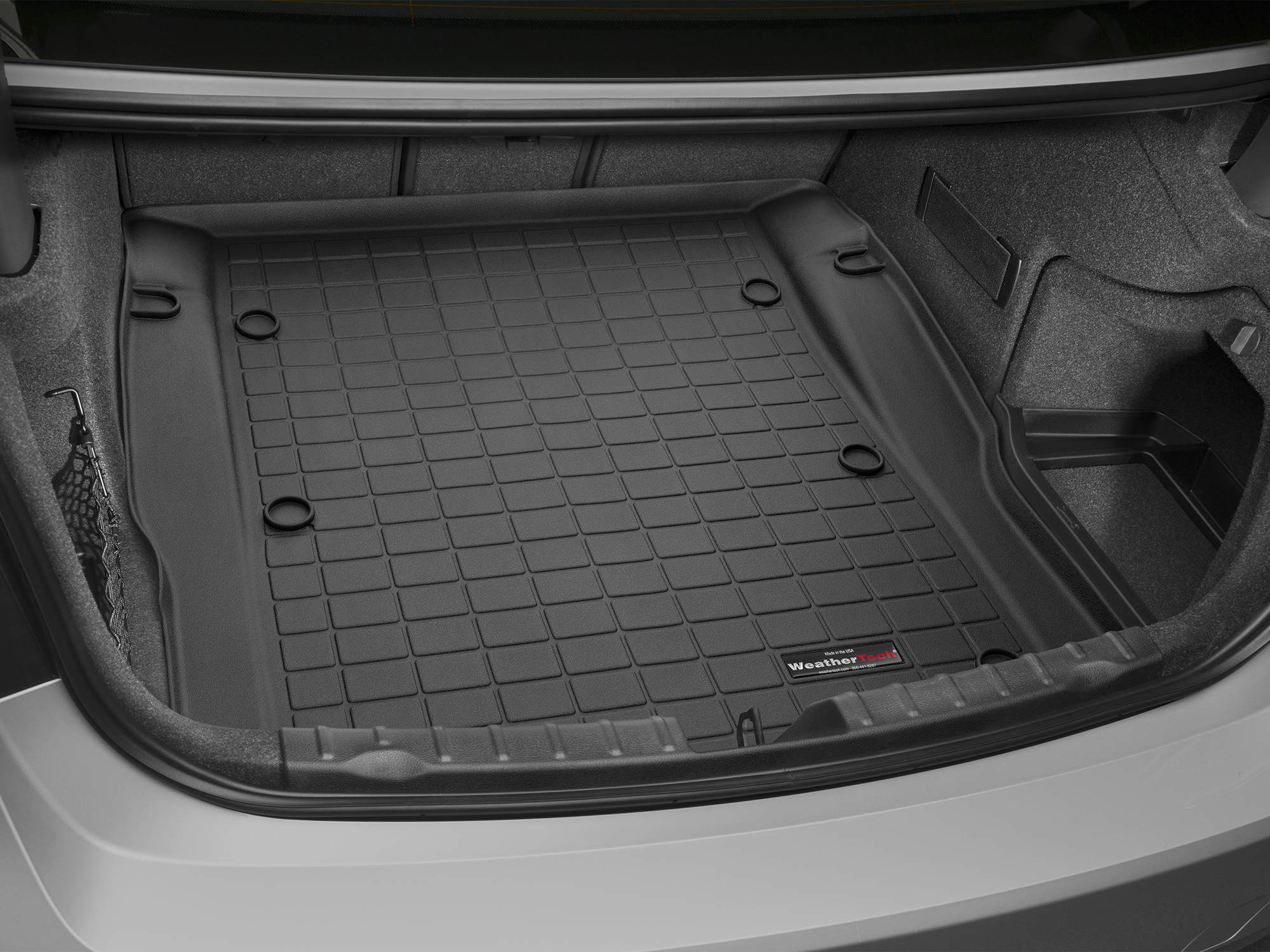 Weathertech floor mats hyundai tucson - 2005 Hyundai Tucson Universal Cargo Mat And Trunk Mat For Cars Suvs And Minivans Weathertecheurope Com En