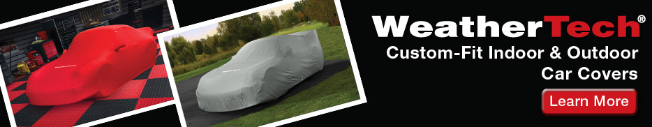 Car Cover Banner