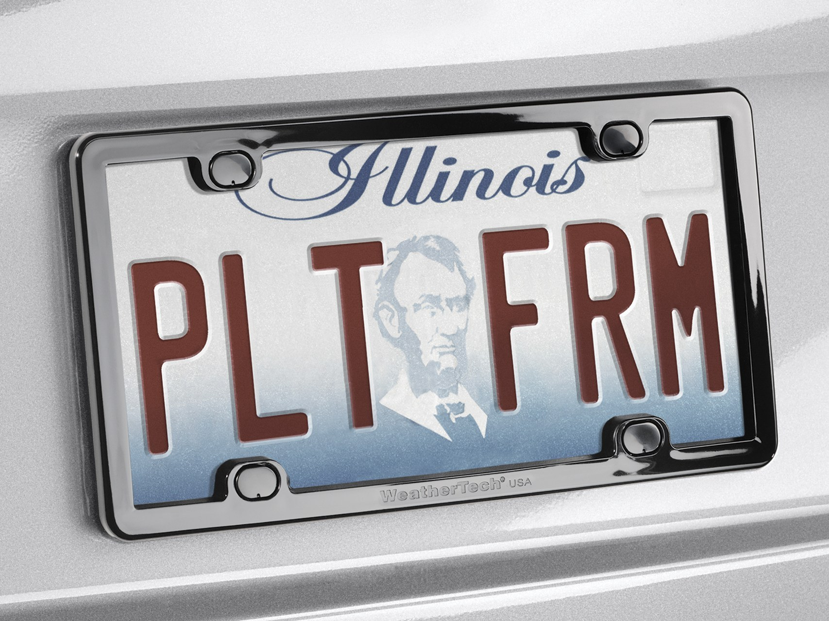 plateframe license