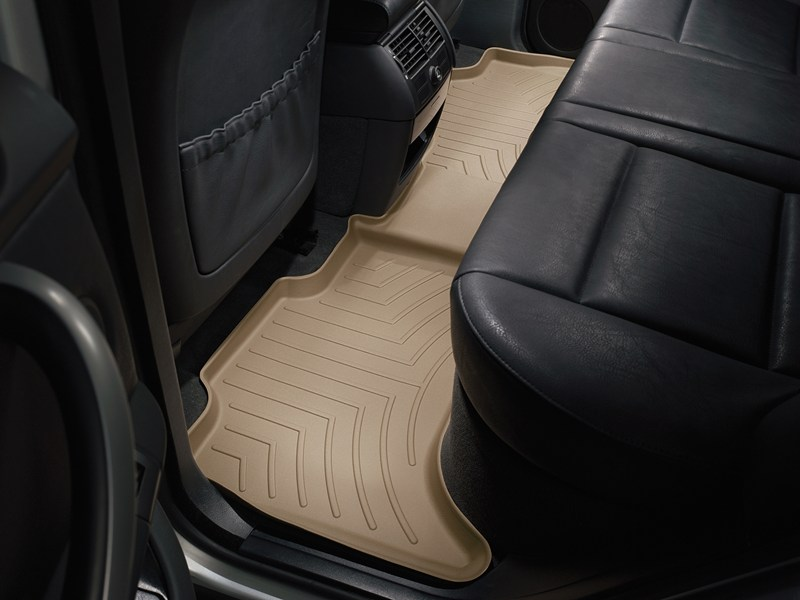 Weathertech Rear Floor Liners