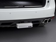 Billet BumpStep<sup>®</sup> Helps prevent bumper damage