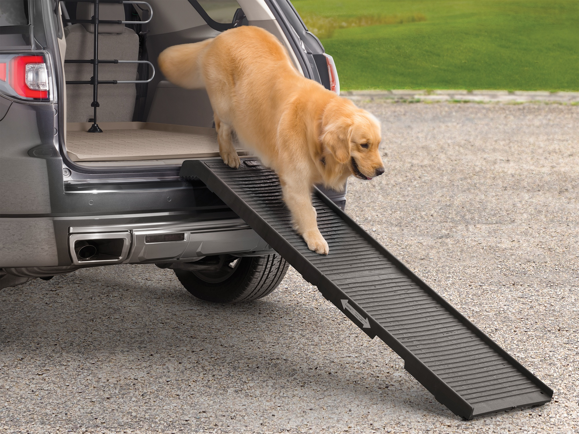 Weathertech floor mats bmw x1 - Petstep Foldable Pet Ramp