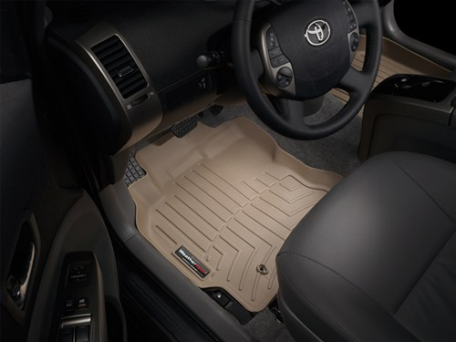 FloorLiner shown in a Toyota Prius