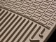 All-Weather Floor Mat ribbed design