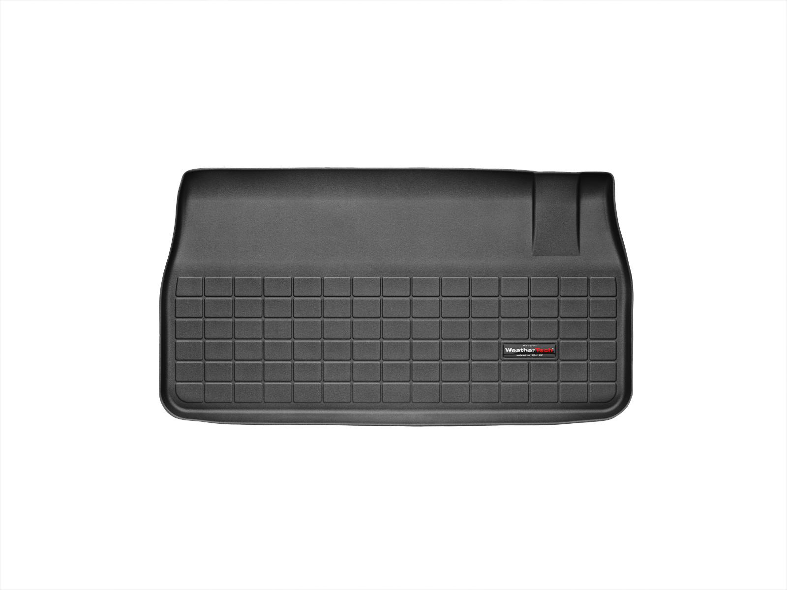 Lancia Voyager 2011>2015 Vasca proteggi baule tappeto bagagliaio nero *722
