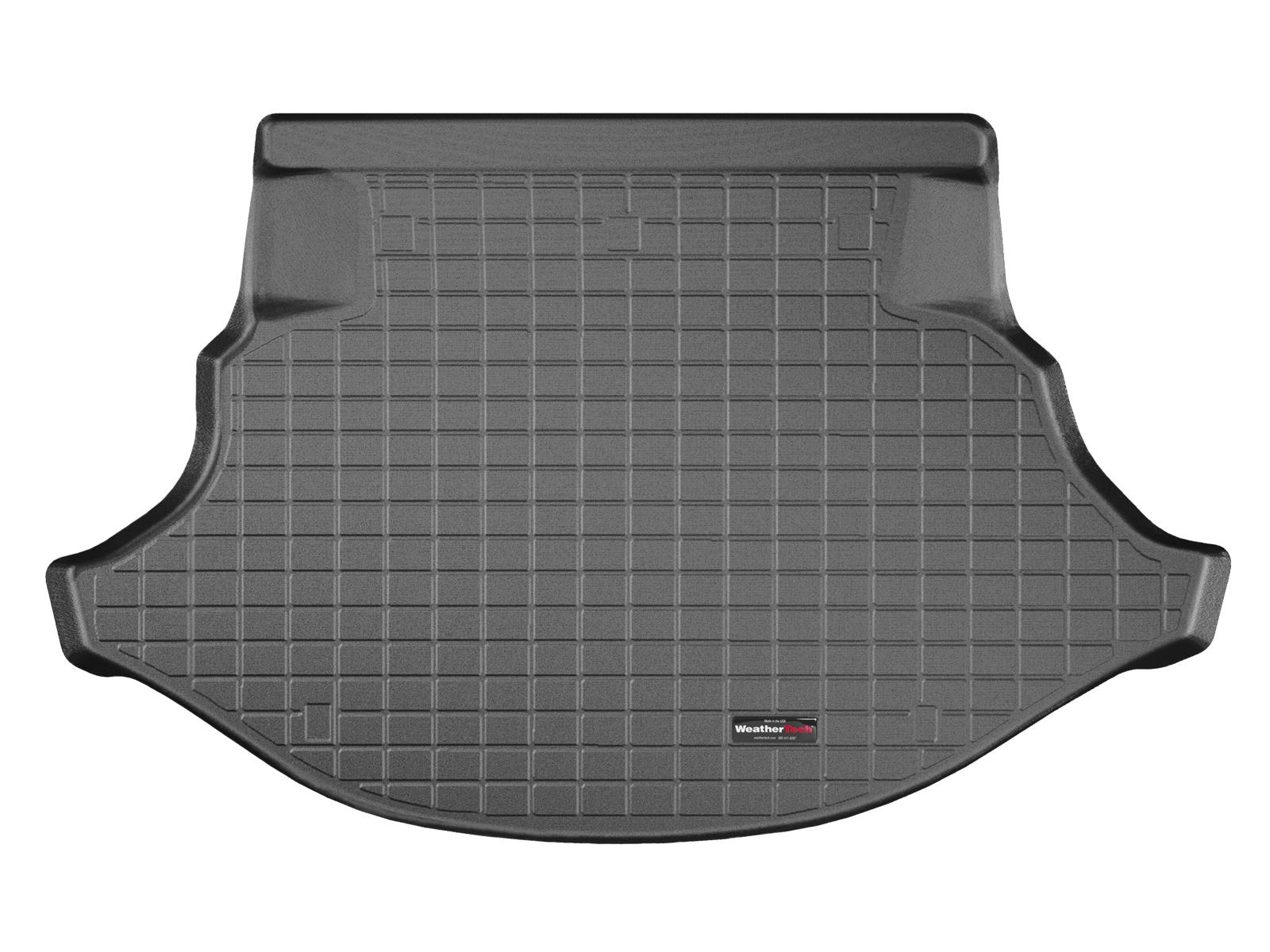Toyota Venza 2009>2015 Vasca baule WeatherTech bagagliaio nero *1309*