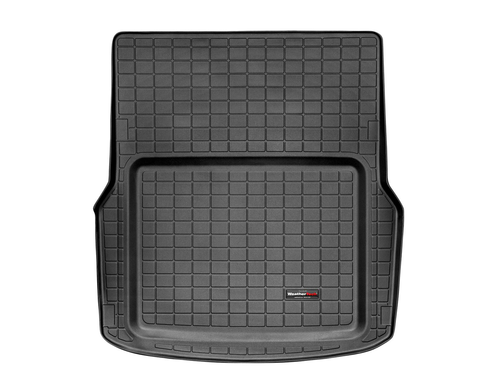 Audi A8 S8 2003>2009 Vasca proteggi baule tappeto bagagliaio nero *83