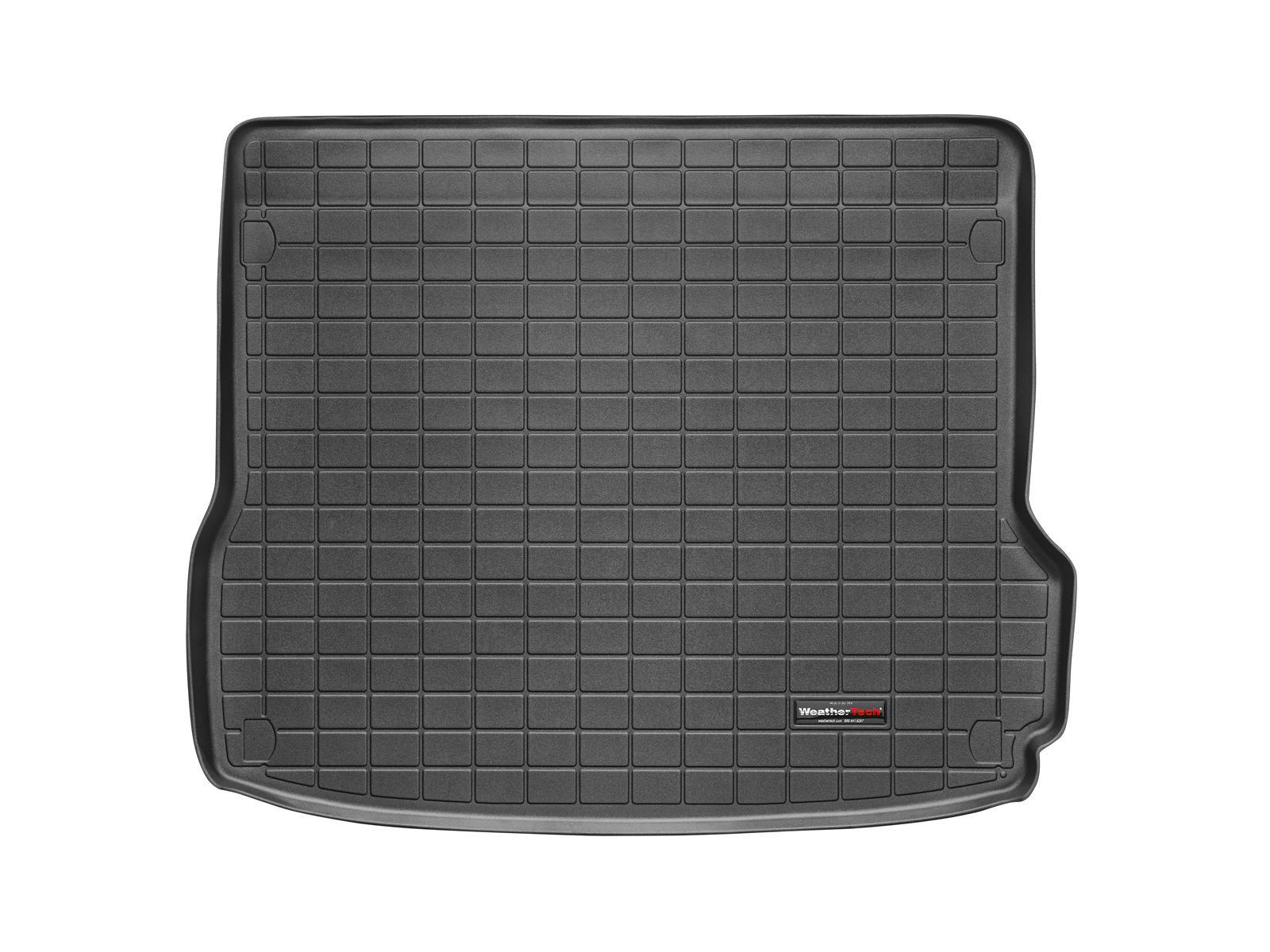 Audi SQ5 2013>2016 Vasca proteggi baule tappeto bagagliaio nero *140
