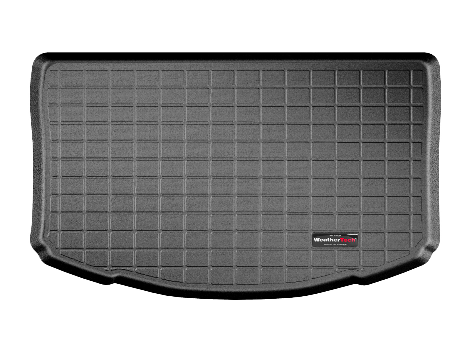 Lancia Musa 2004>2014 Vasca proteggi baule tappeto bagagliaio nero *720