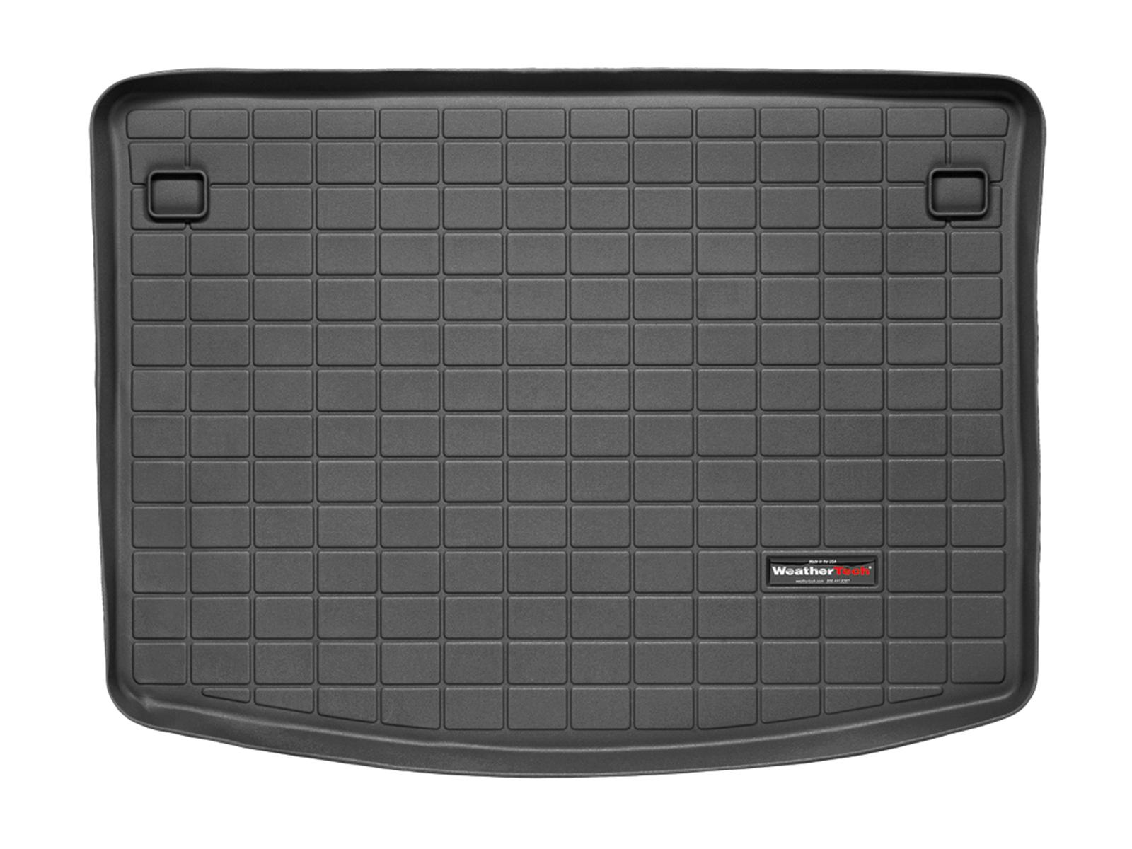 Lancia Delta 2008>2015 Vasca proteggi baule tappeto bagagliaio nero *719