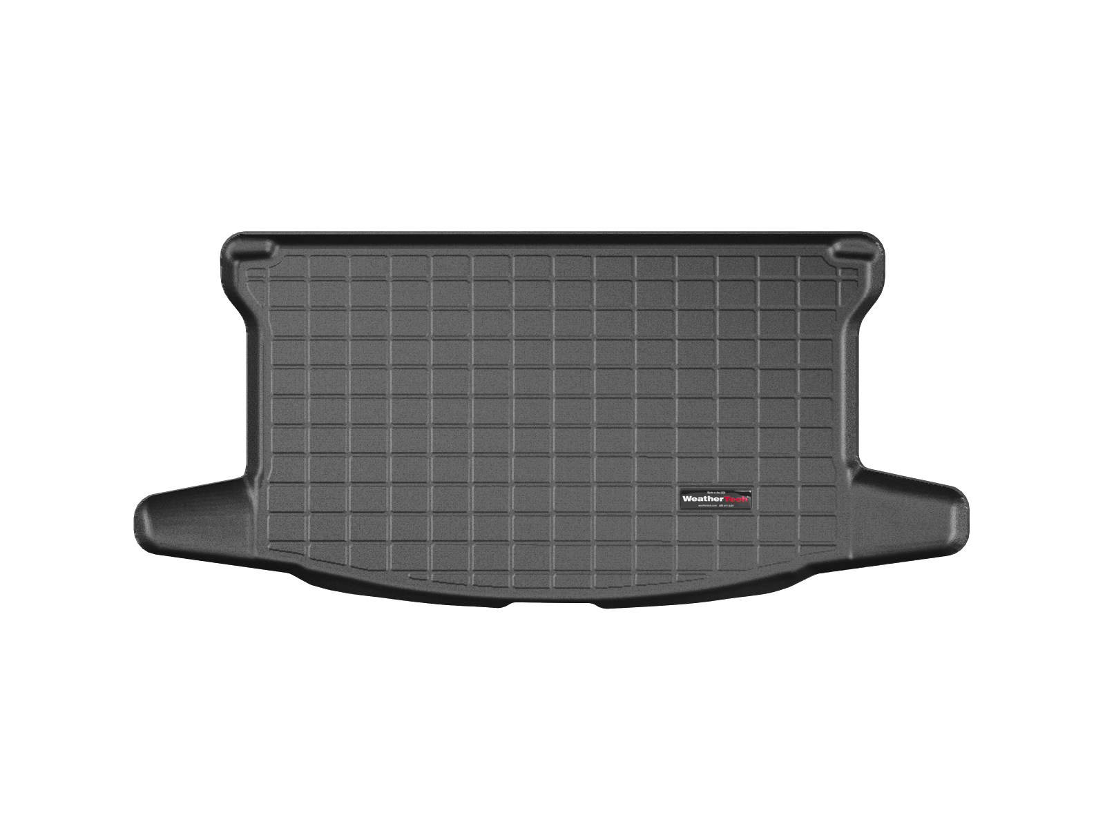 Toyota Yaris 2012>2017 Vasca baule WeatherTech bagagliaio nero *1315*