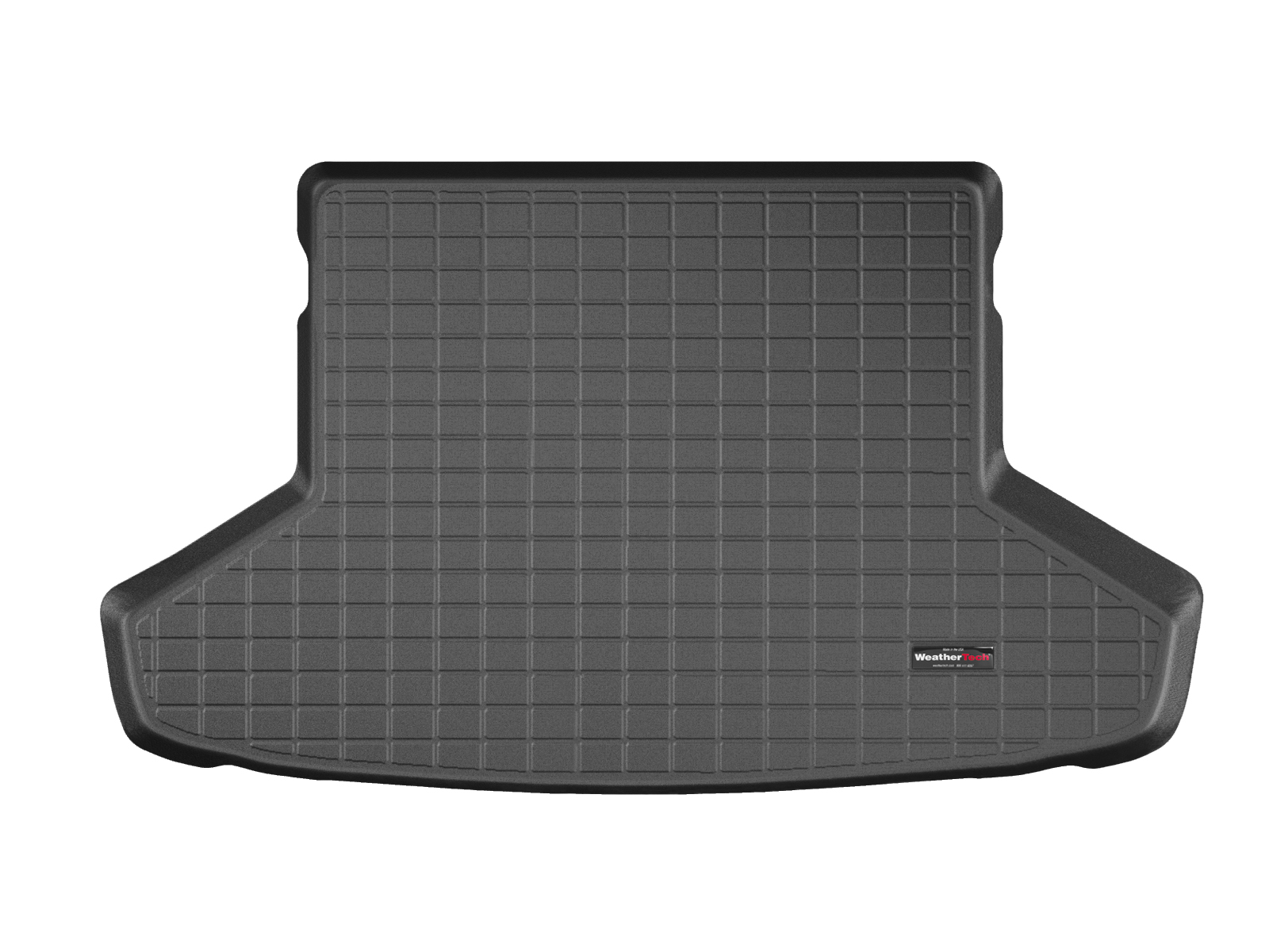 Toyota Prius + 2012>2017 Vasca baule WeatherTech bagagliaio nero *1253*