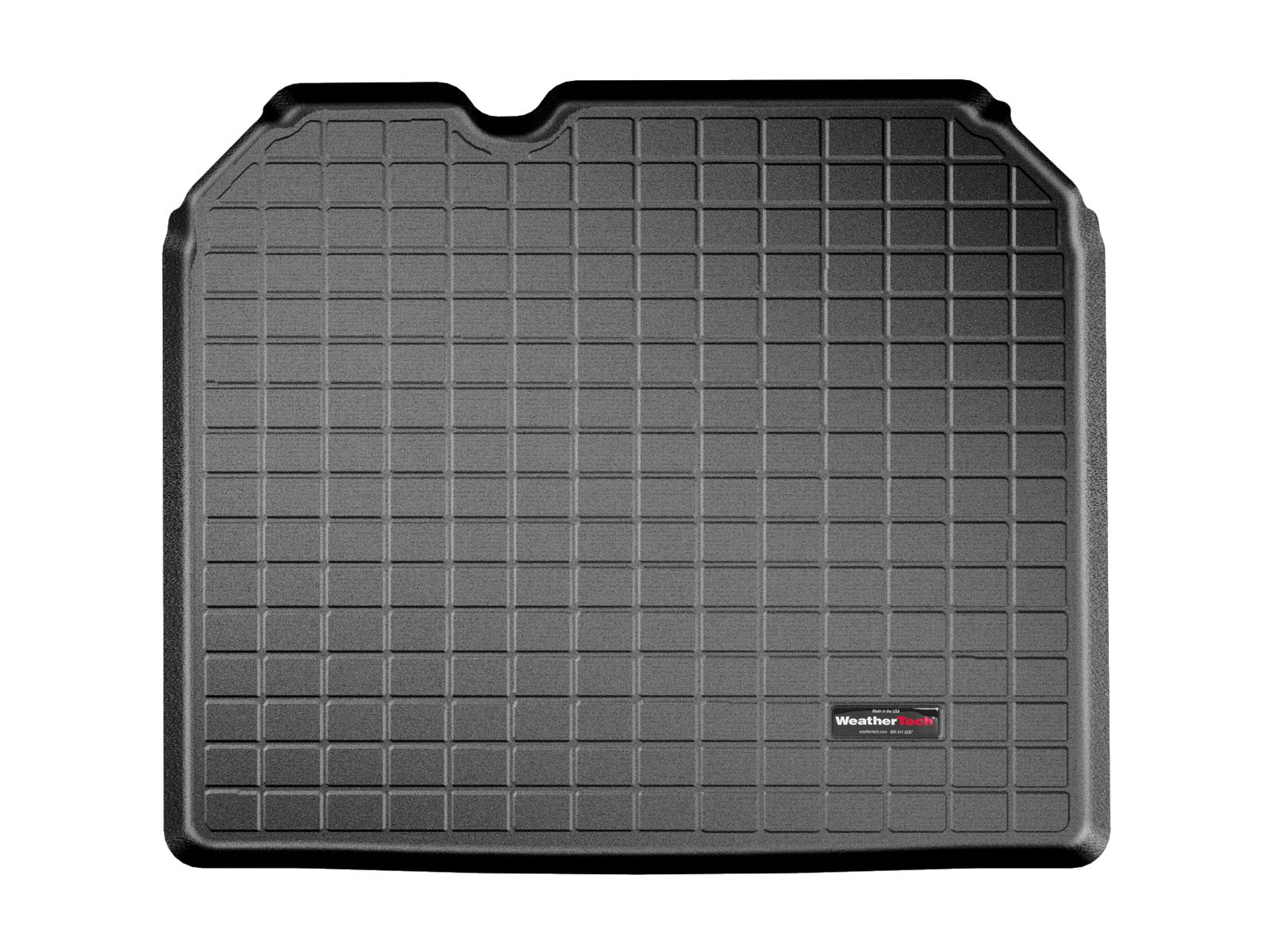 Audi Q3 2011>2017 Vasca proteggi baule tappeto bagagliaio nero *92