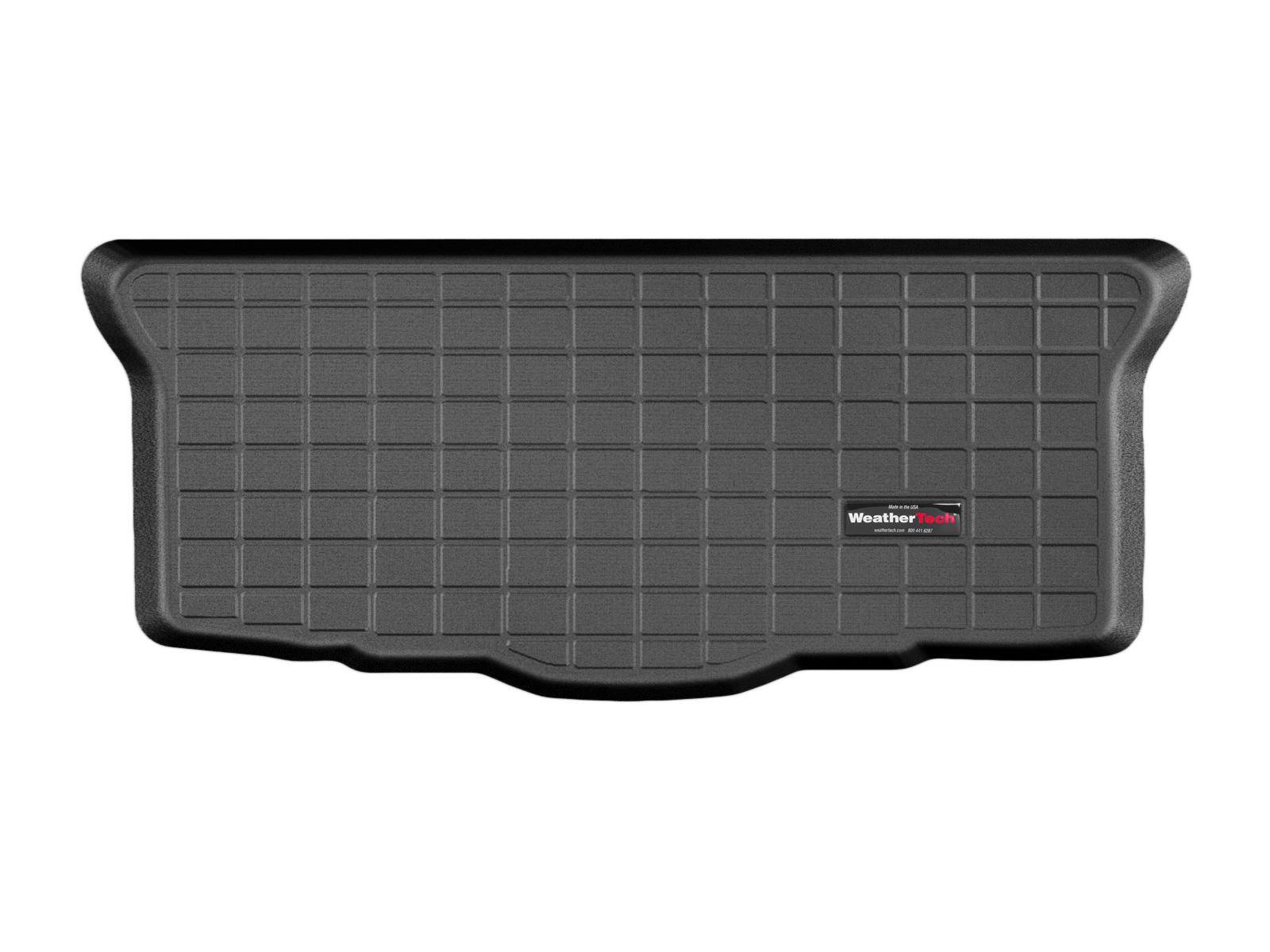 Toyota Aygo 2006>2017 Vasca baule WeatherTech bagagliaio nero *1221*