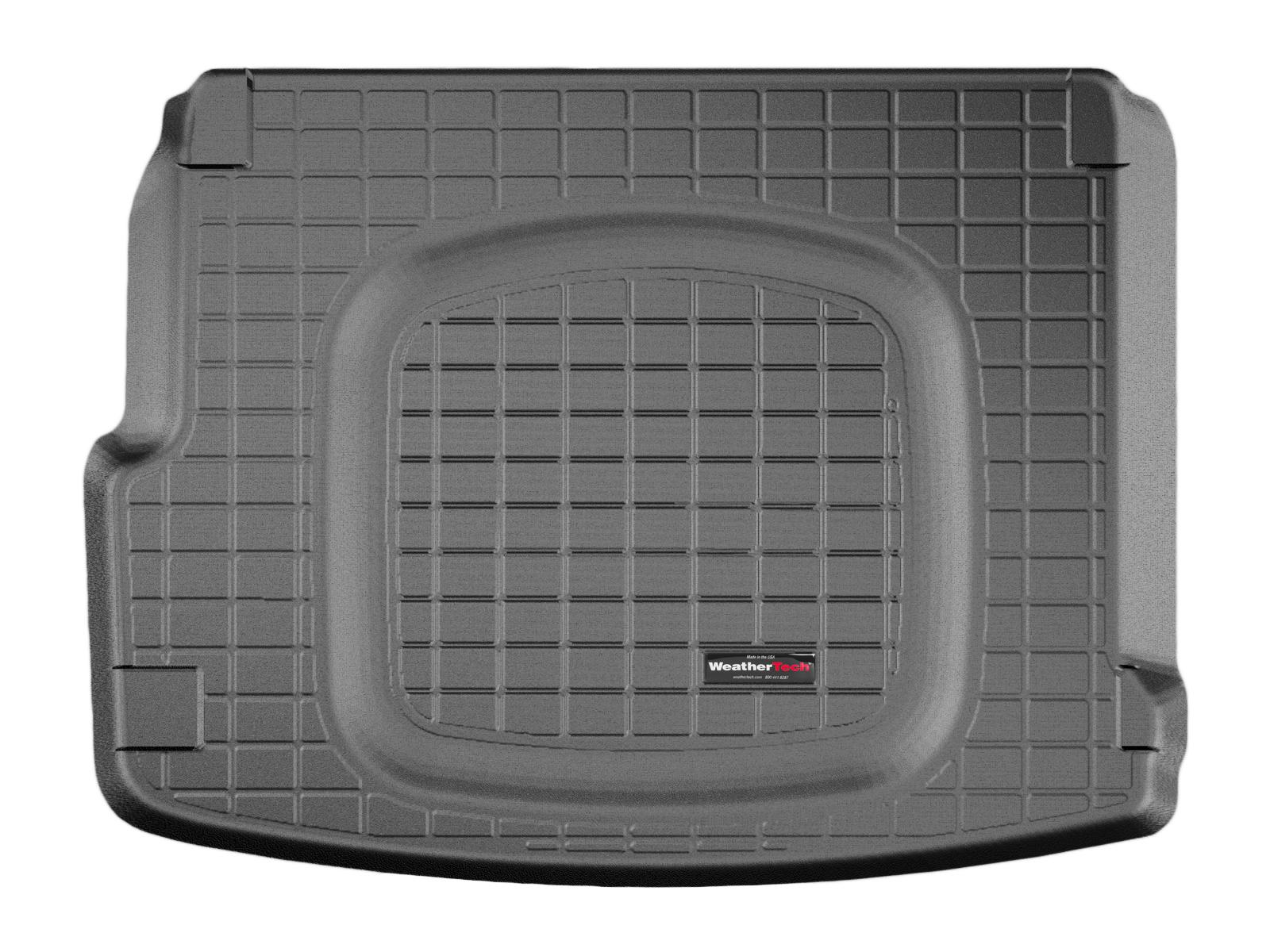 Audi A8 S8 2011>2017 Vasca proteggi baule tappeto bagagliaio nero *87