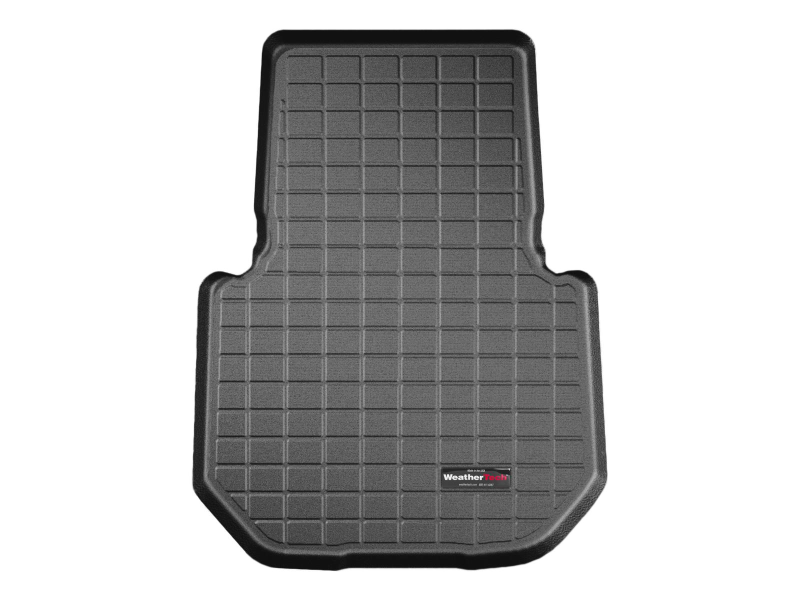 Tesla Model S 2014>2015 Vasca baule WeatherTech bagagliaio nero *1214*