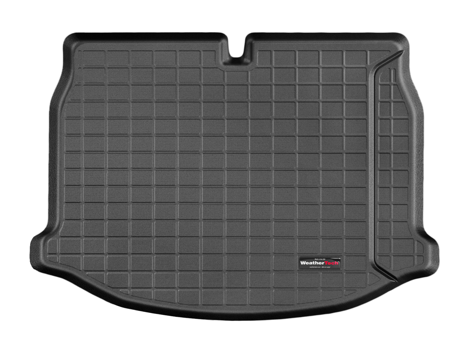 Volkswagen Beetle 2012>2016 Vasca baule tappeto bagagliaio nero *1316