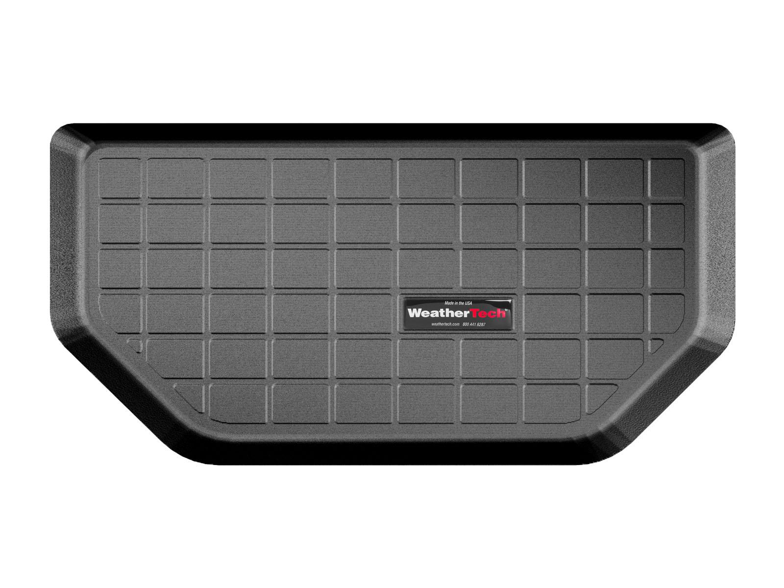 Tesla Model S 2014>2015 Vasca baule WeatherTech bagagliaio nero *1217*