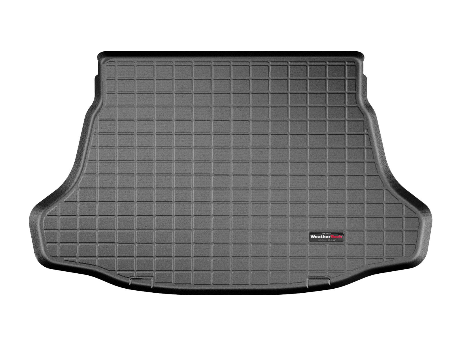Toyota Prius 2017>2017 Vasca baule WeatherTech bagagliaio nero *1279*