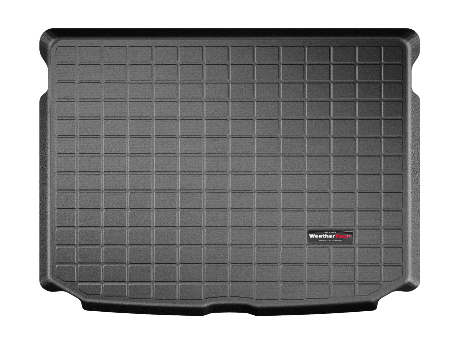 Audi A3 S3 2012>2012 Vasca proteggi baule tappeto bagagliaio nero *16