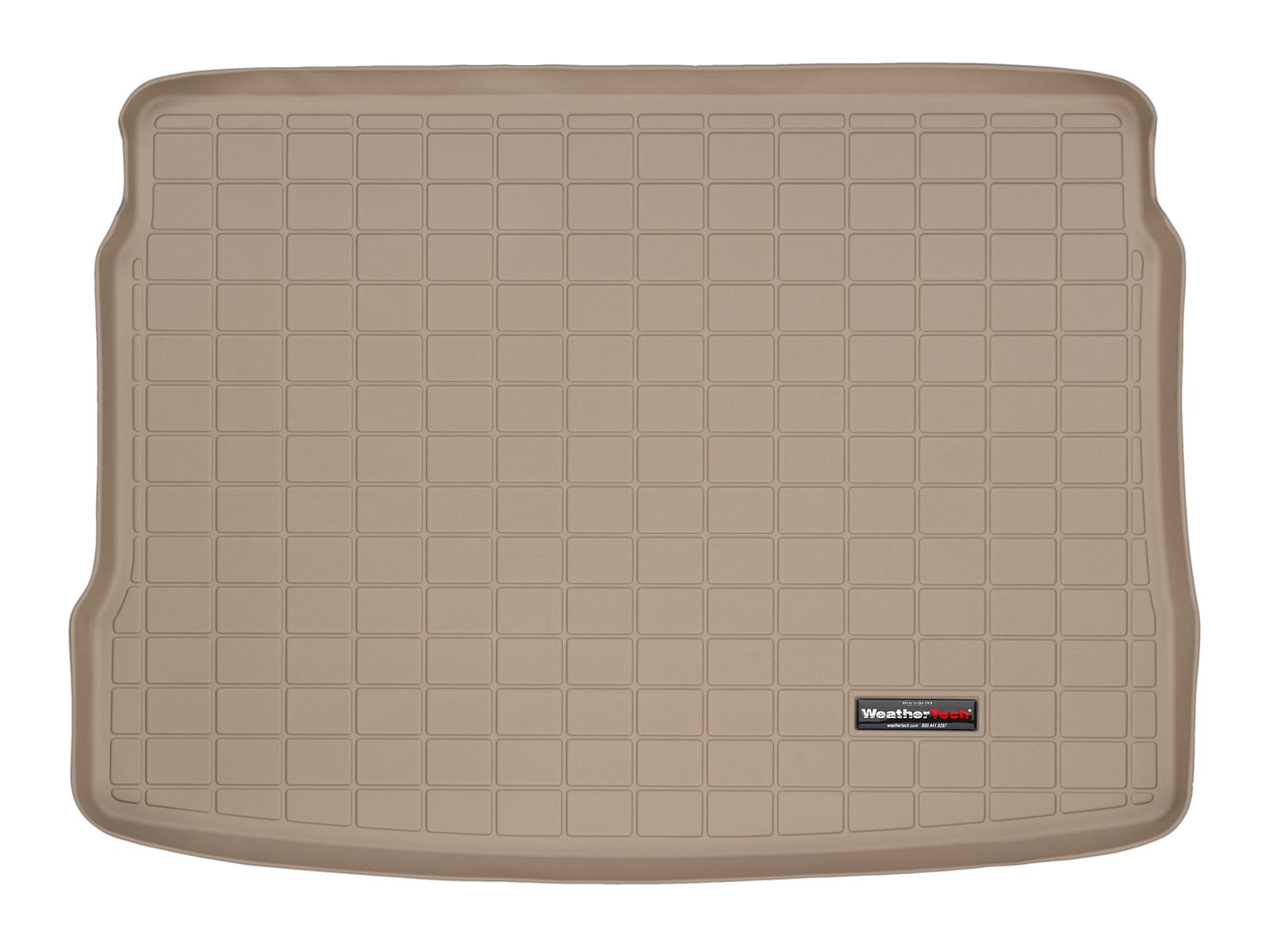 Volkswagen Golf 2012>2012 Vasca baule tappeto bagagliaio marrone *1340
