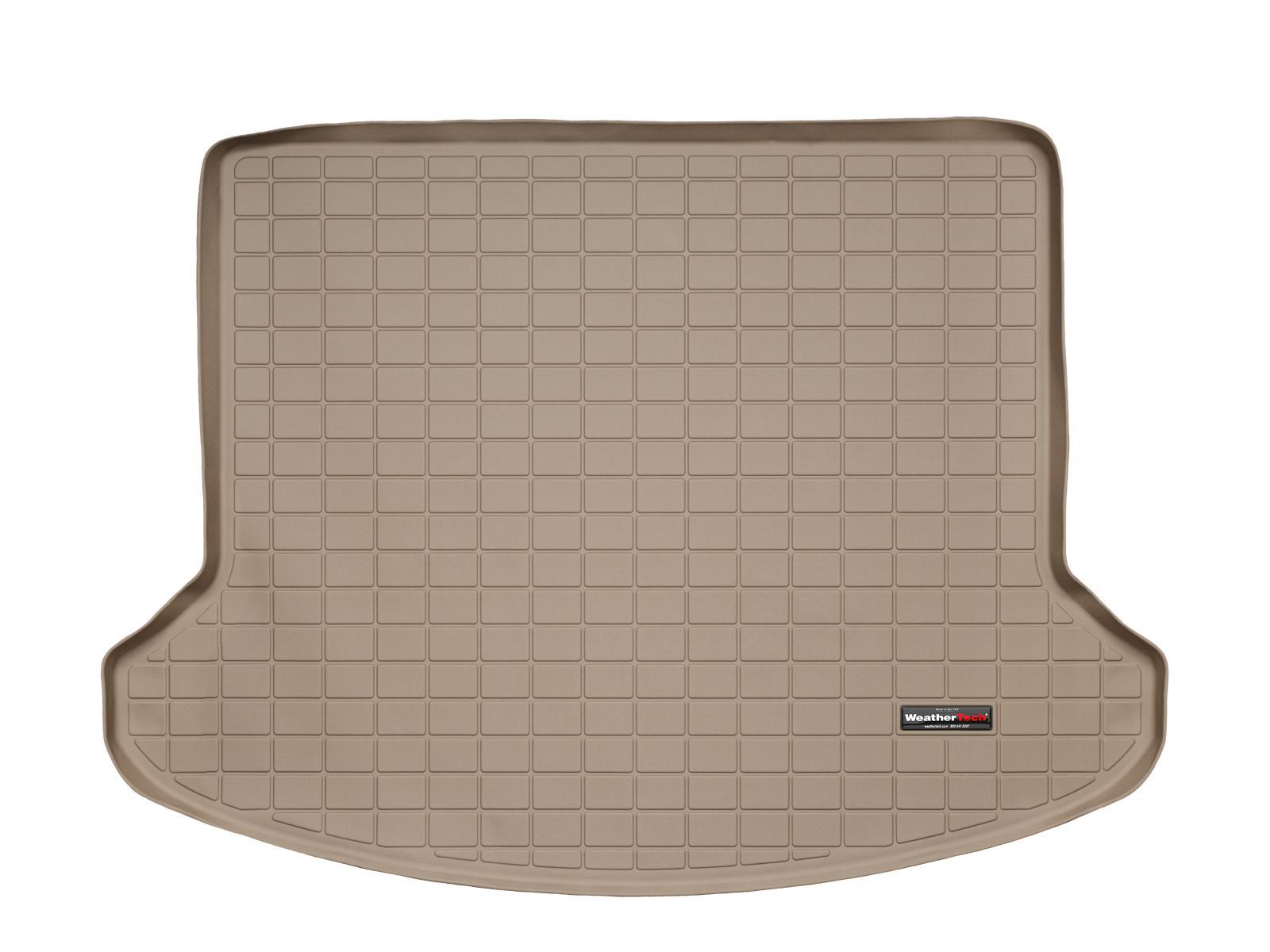 Kia Sorento 2011>2011 Vasca proteggi baule tappeto bagagliaio marrone *669
