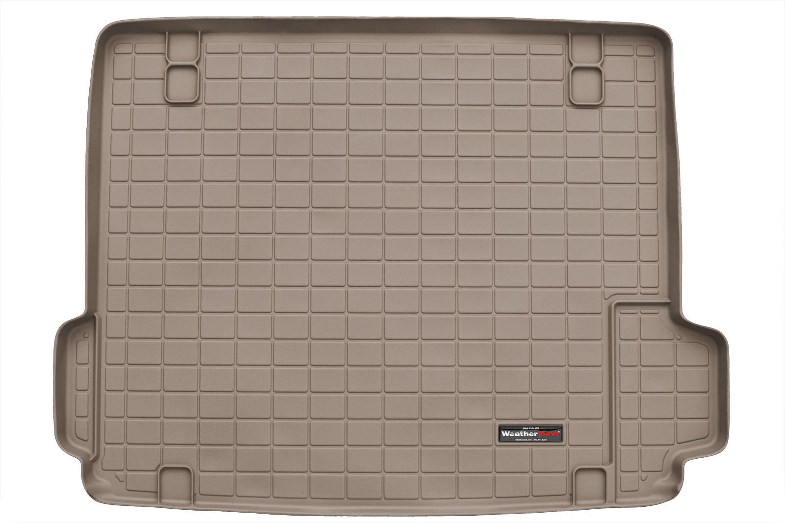 BMW X3 2011>2017 Vasca proteggi baule tappeto bagagliaio marrone *232