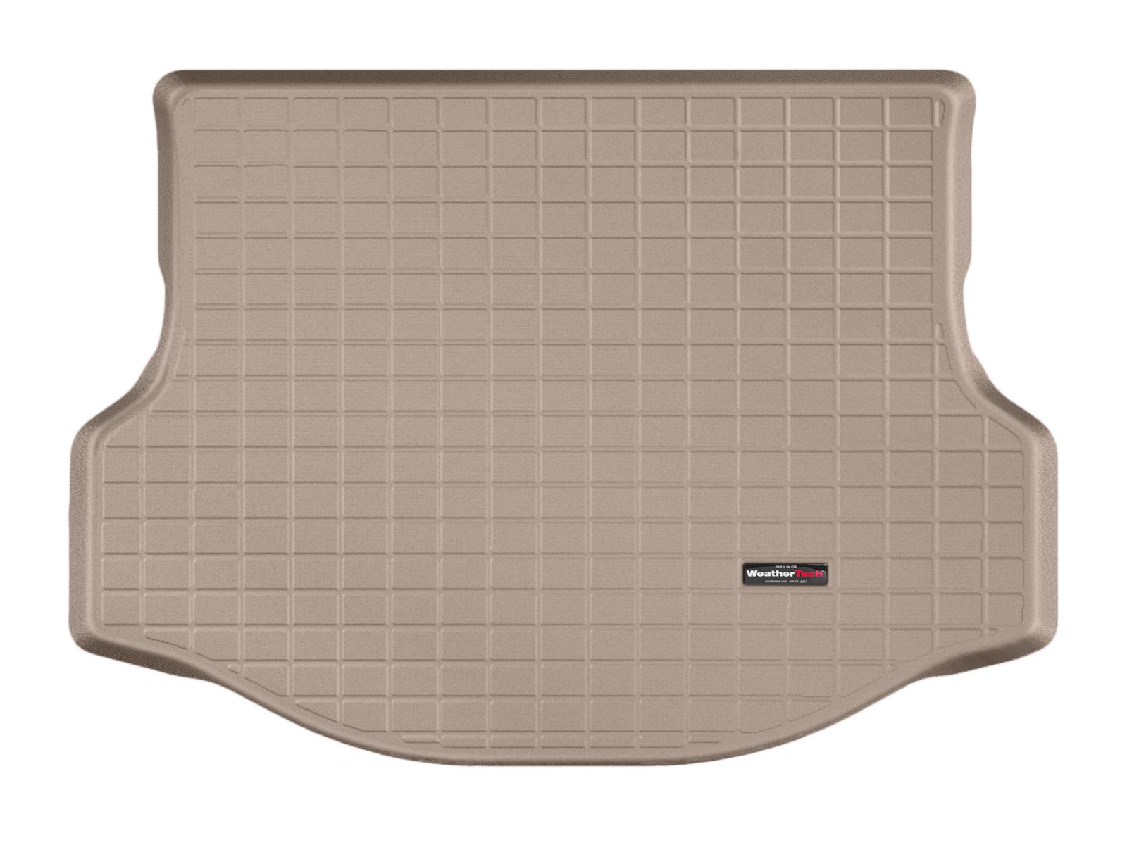 Toyota RAV4 2013>2013 Vasca baule WeatherTech bagagliaio marrone *1291*