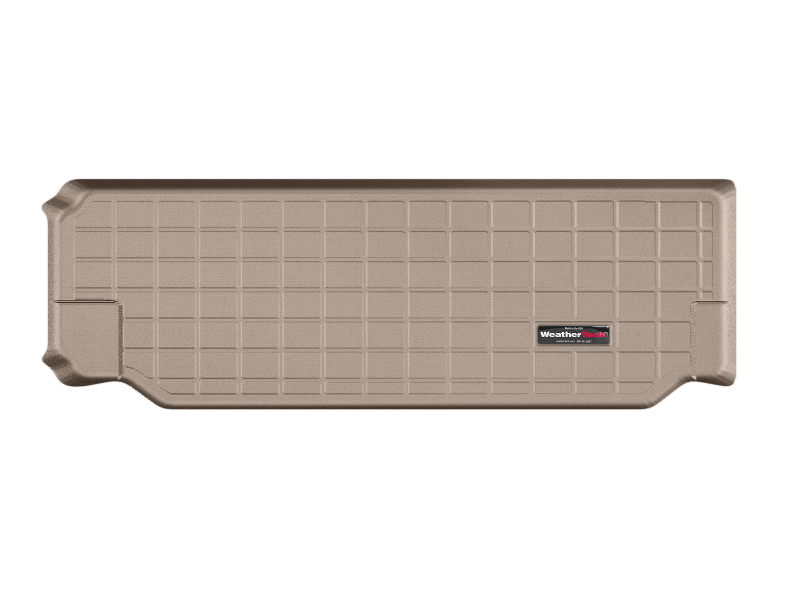 BMW X5 M 2014>2016 Vasca proteggi baule tappeto bagagliaio marrone *266