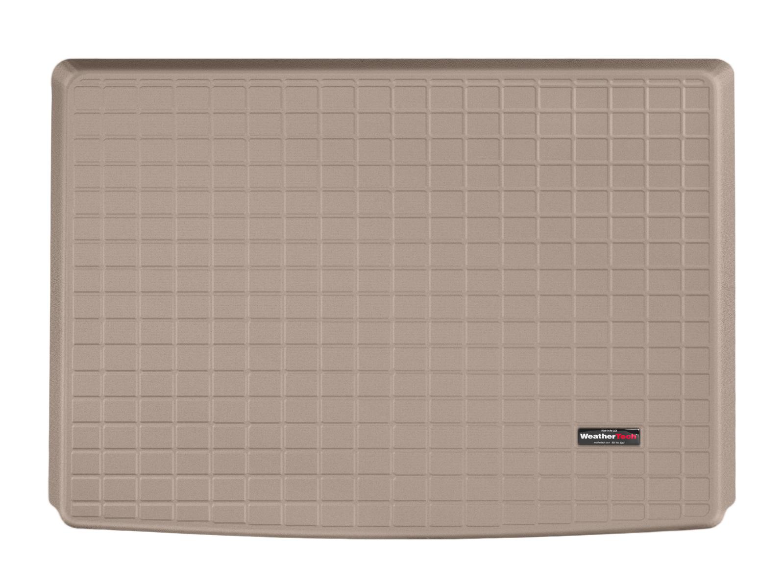 Cadillac Escalade ESV 2015>2017 Vasca baule tappeto bagagliaio marrone *294