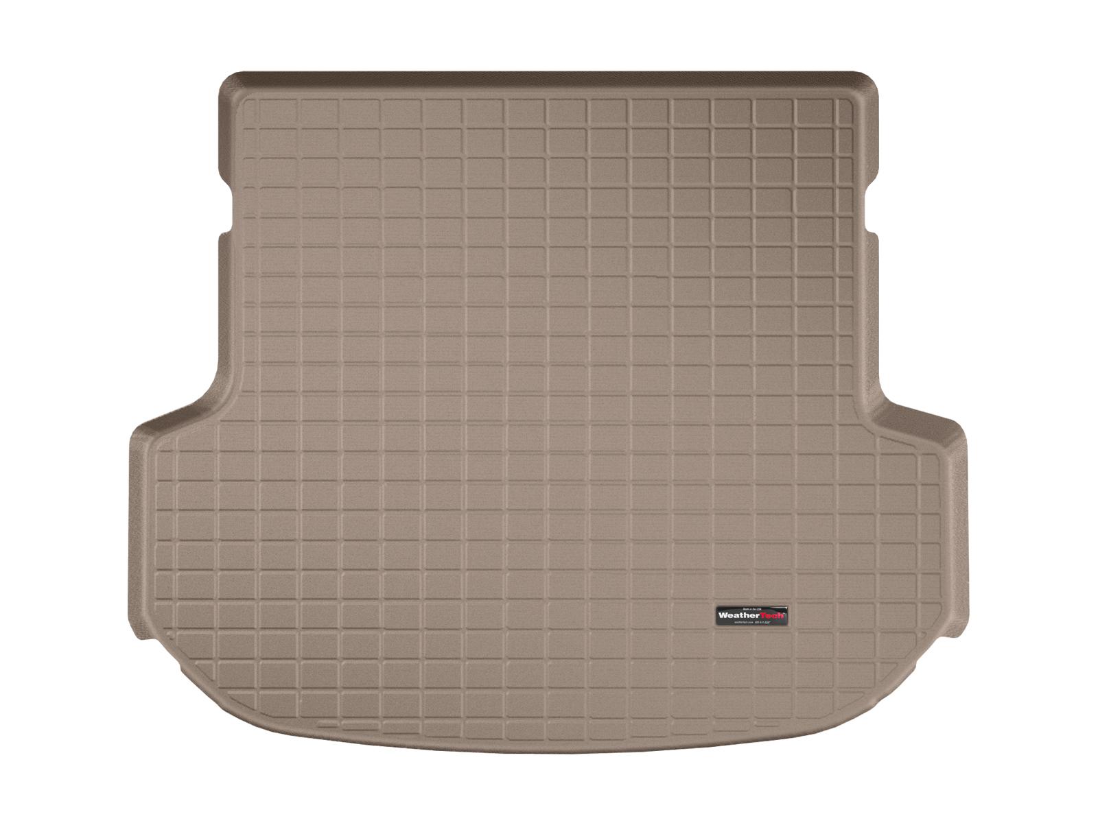 Kia Sorento 2015>2015 Vasca proteggi baule tappeto bagagliaio marrone *687