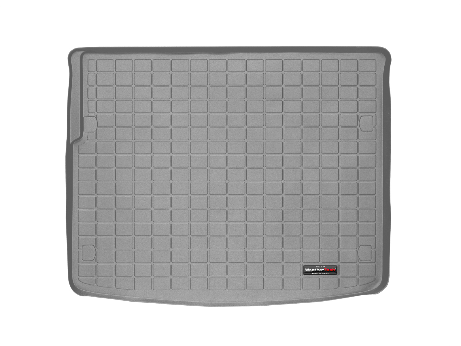 Volkswagen Touareg 2010>2010 Vasca baule tappeto bagagliaio grigio *1429