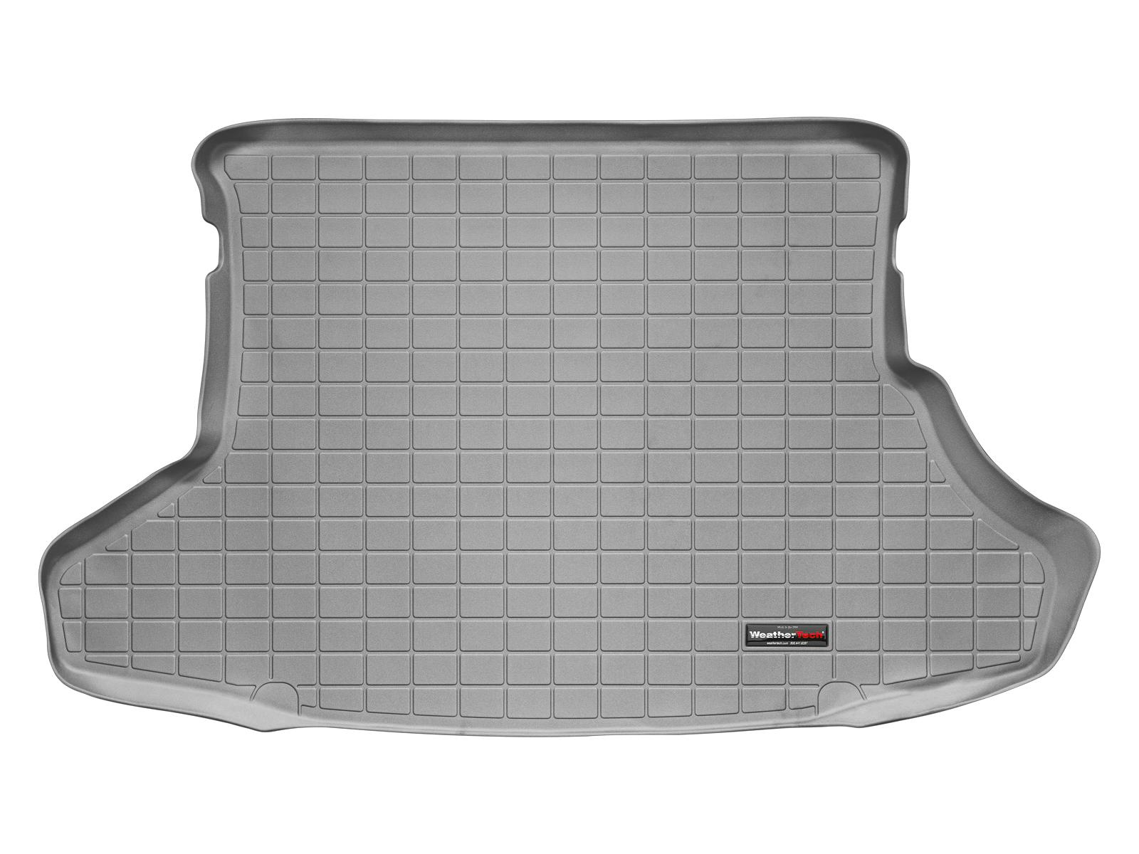 Toyota Prius 2010>2015 Vasca baule tappeto bagagliaio grigio *1263