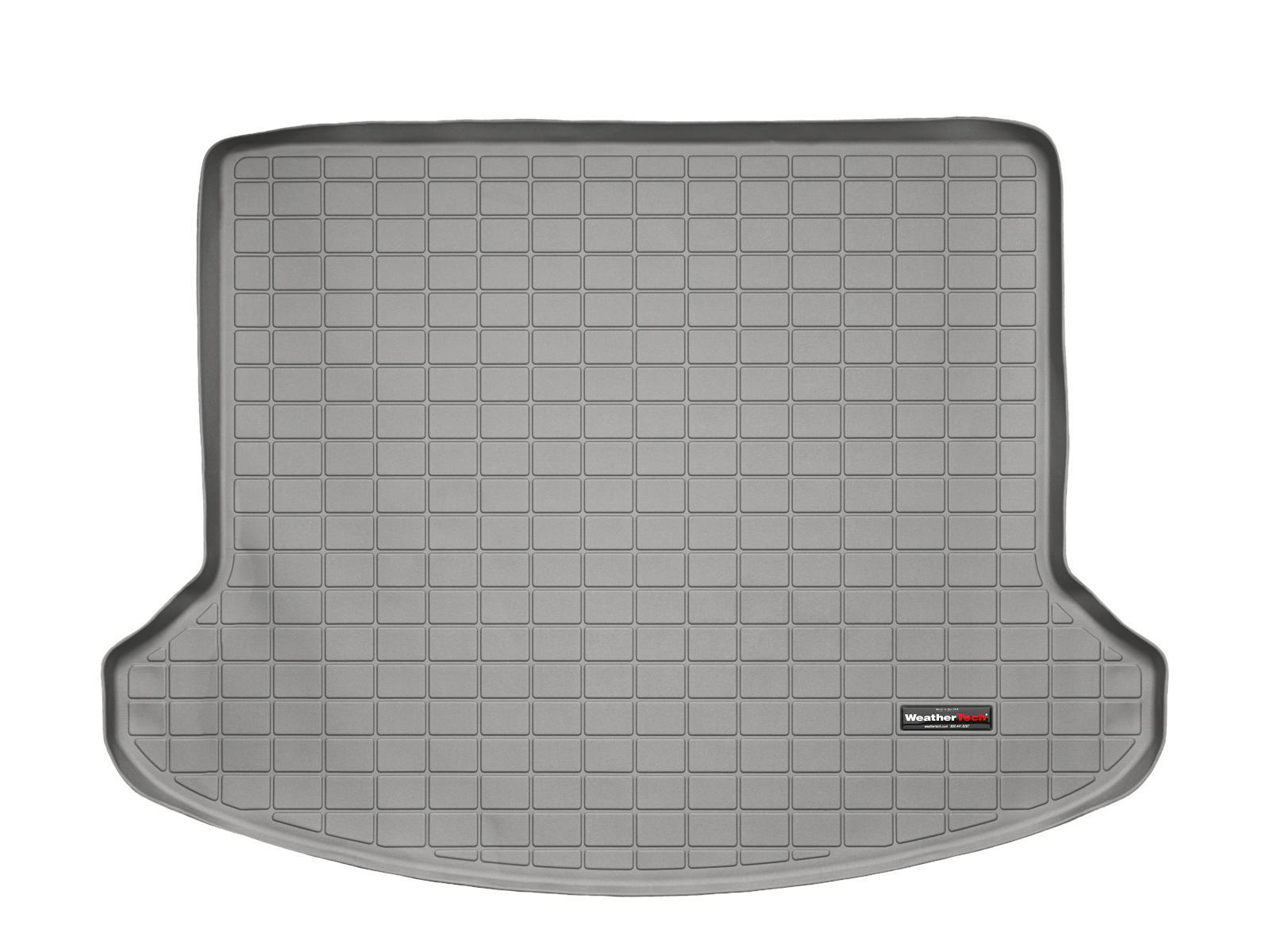 Kia Sorento 2012>2012 Vasca proteggi baule tappeto bagagliaio grigio *673