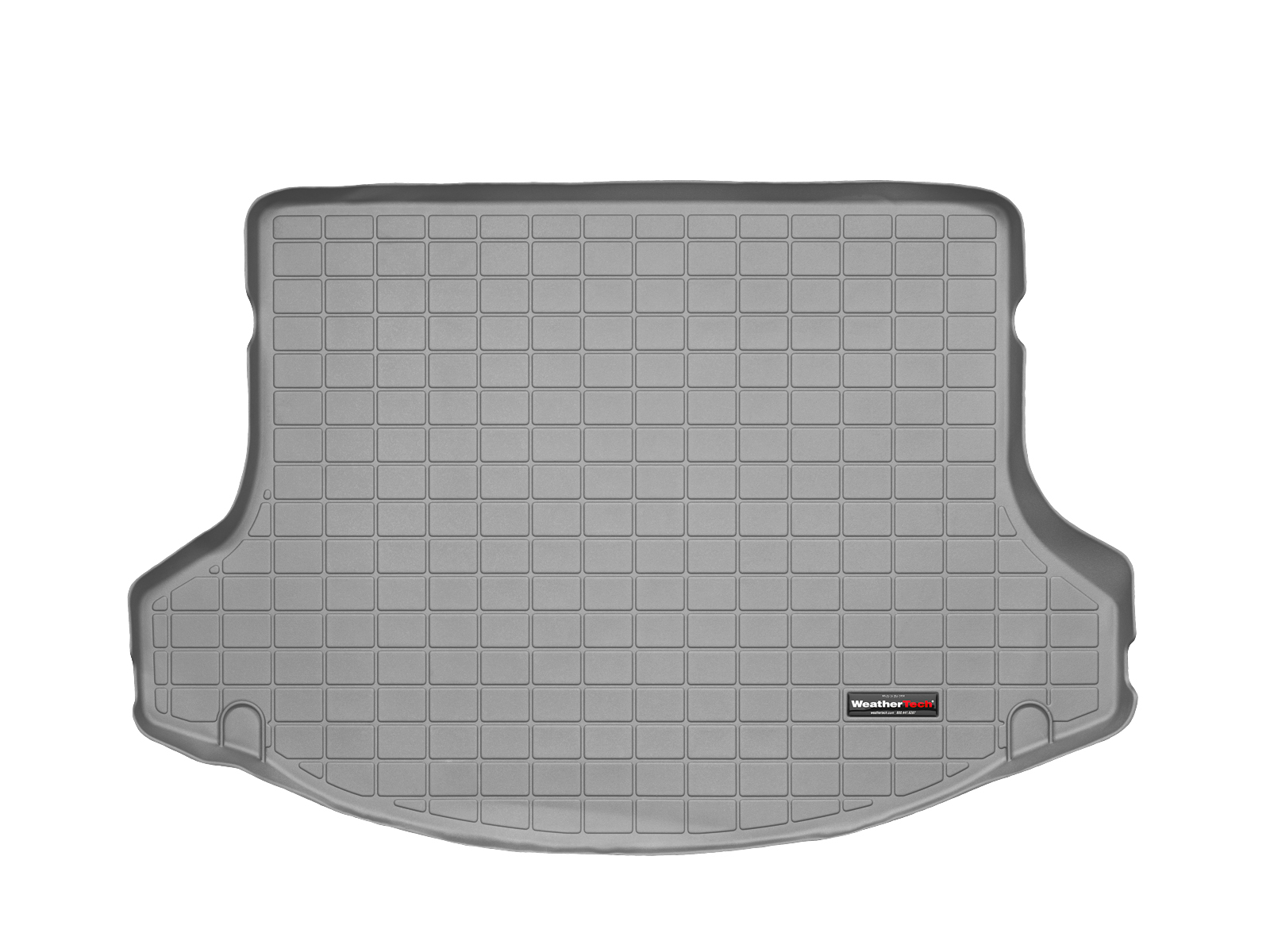 Kia Sportage 2011>2015 Vasca proteggi baule tappeto bagagliaio grigio *707