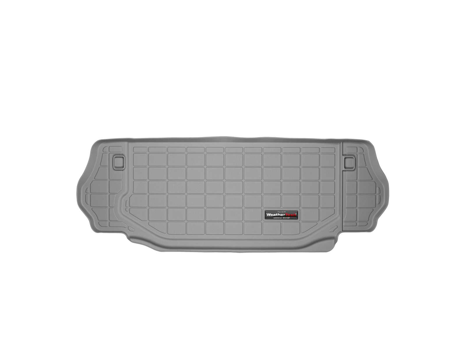 Jeep Wrangler 2007>2014 Vasca proteggi baule tappeto bagagliaio grigio *653