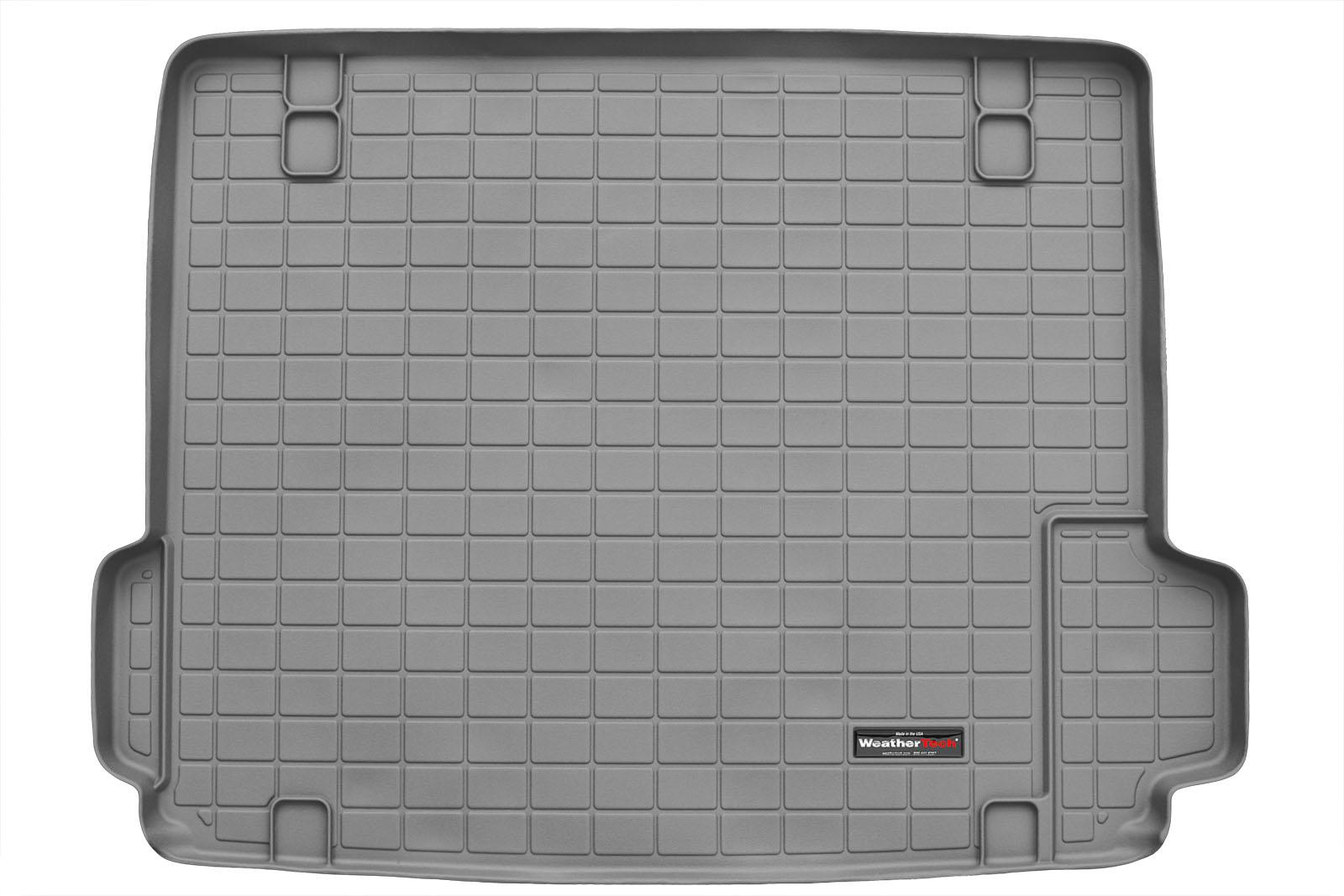 BMW X3 2010>2010 Vasca proteggi baule bagagliaio grigio *226*
