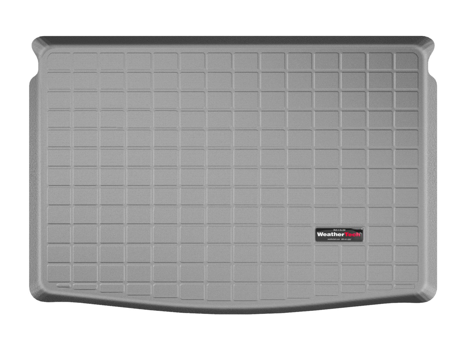 Volkswagen Golf Plus 2004>2014 Vasca baule tappeto bagagliaio grigio *1364