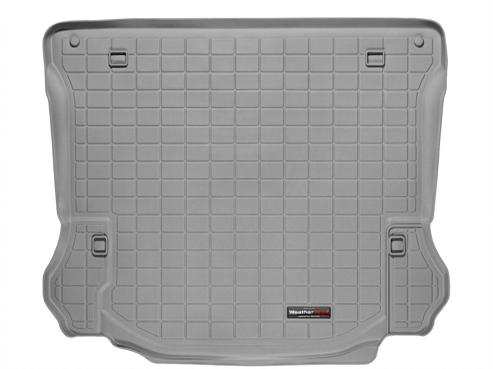 Jeep Wrangler 2011>2014 Vasca proteggi baule tappeto bagagliaio grigio *656