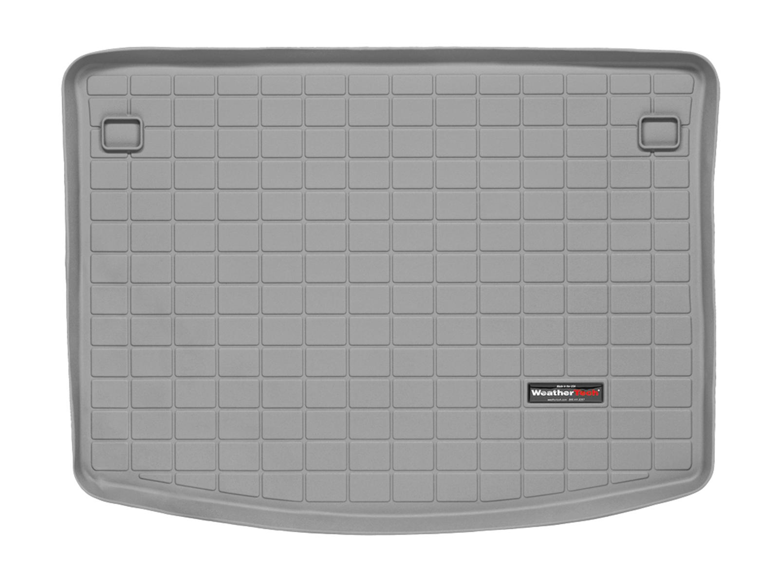 Lancia Delta 2008>2015 Vasca proteggi baule tappeto bagagliaio grigio *717