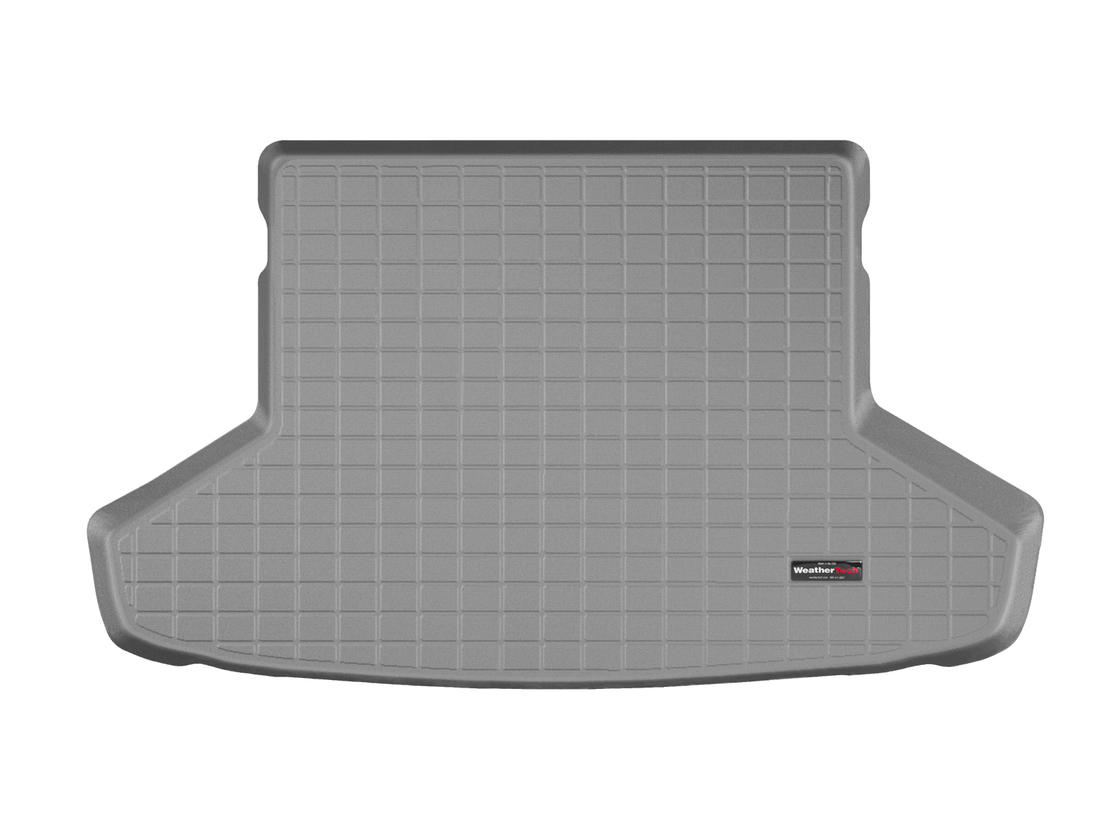 Toyota Prius + 2012>2017 Vasca baule tappeto bagagliaio grigio *1251