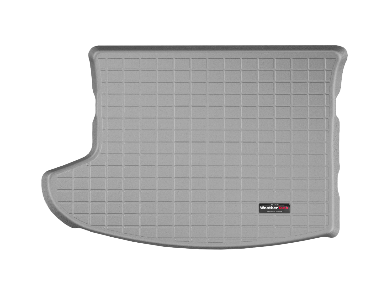 Jeep Compass 2006>2016 Vasca proteggi baule tappeto bagagliaio grigio *616