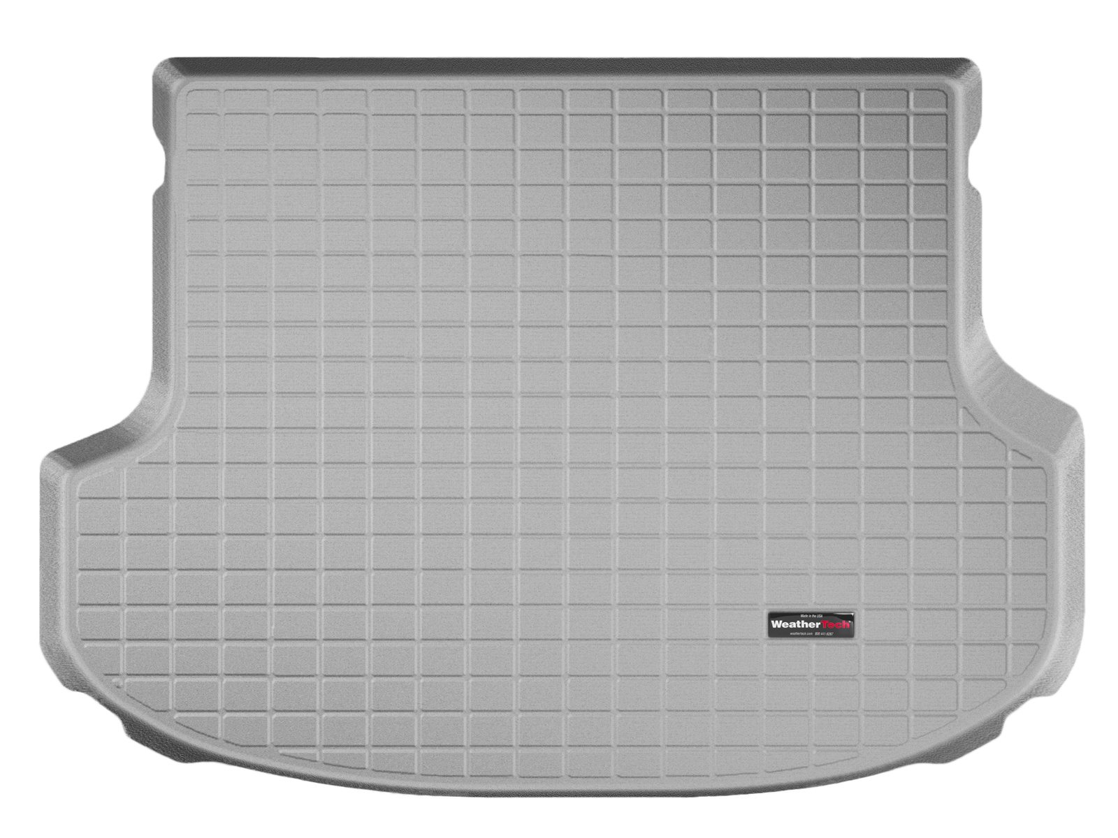 Kia Sorento 2012>2012 Vasca proteggi baule tappeto bagagliaio grigio *672