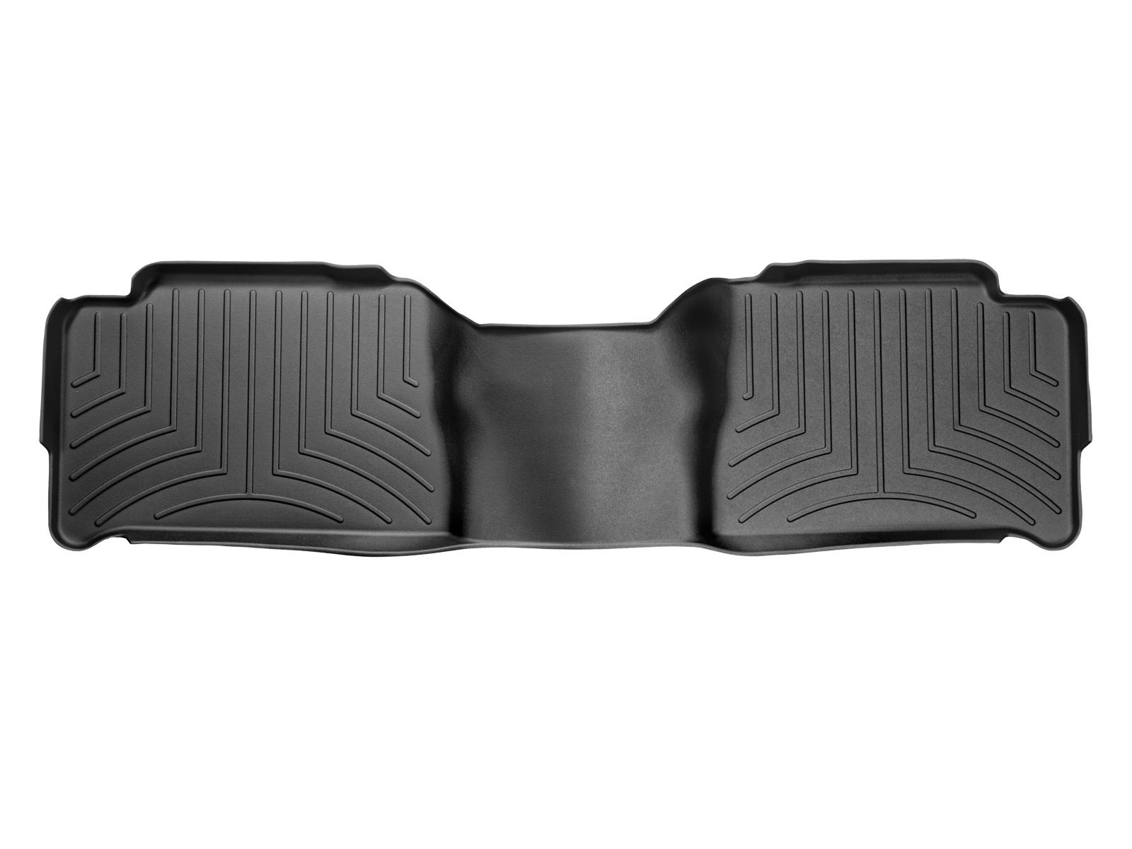 Tappeti gomma su misura bordo alto Cadillac Escalade 02>06 Nero A12*