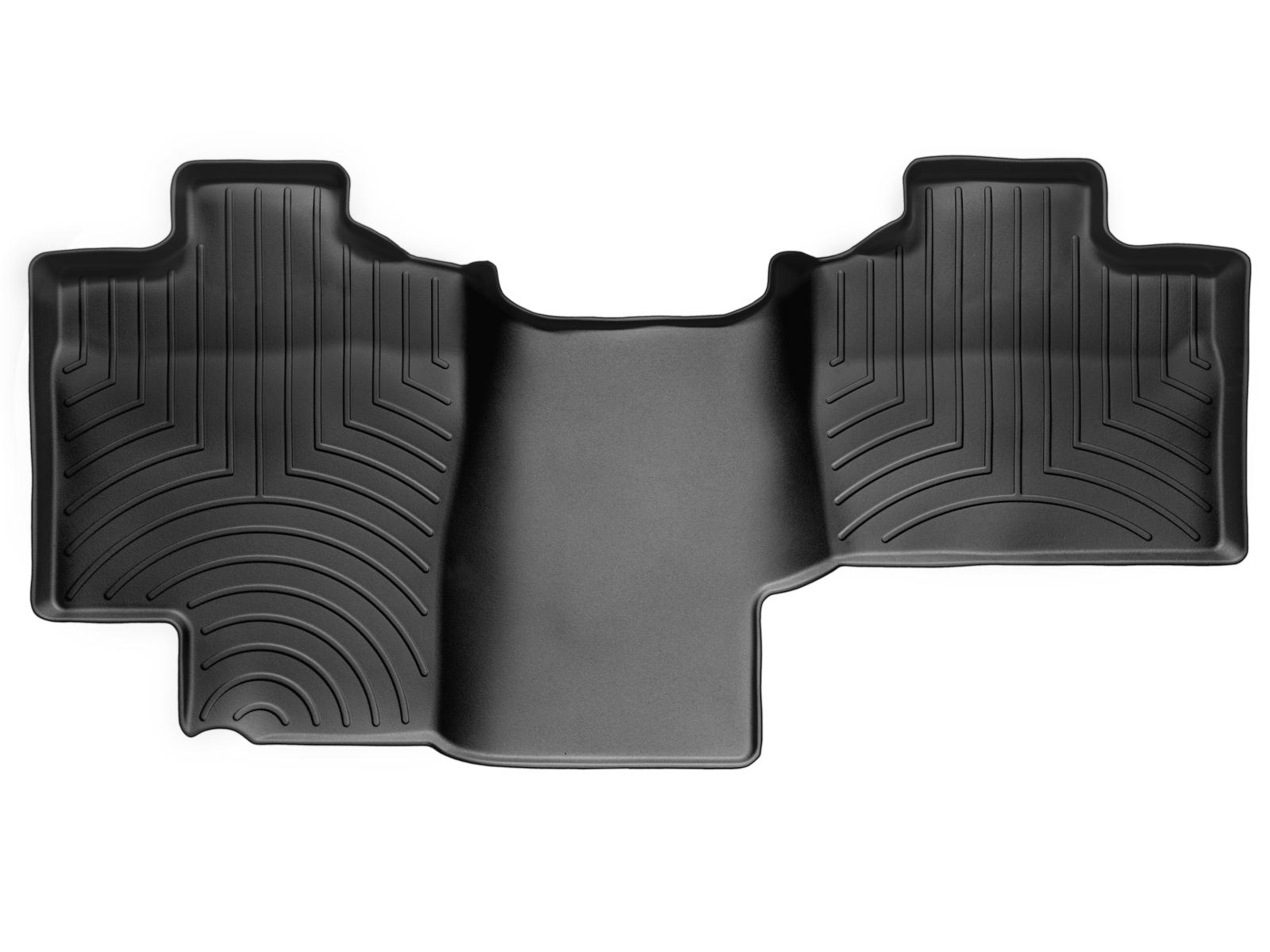 Tappeti gomma su misura bordo alto Ford F-150 05>08 Nero A894*